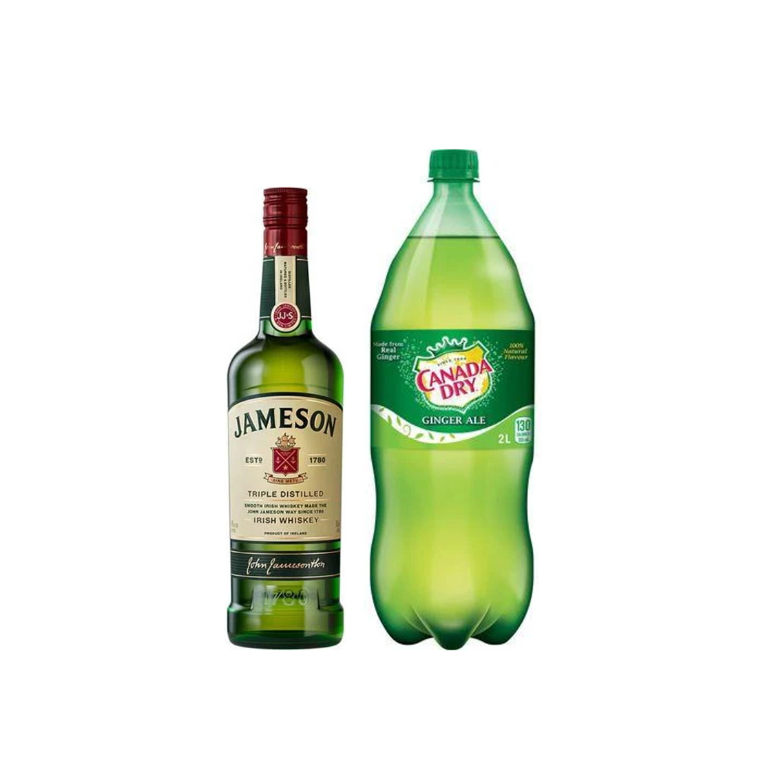 Jameson & Ginger Bundle