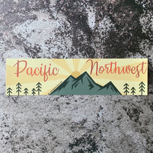 Load image into Gallery viewer, Pacific Northwest Bumper Sticker
