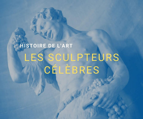 sculpteurs celebres