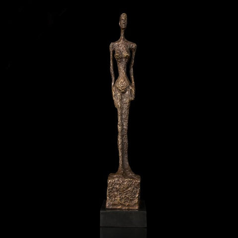 giacometti femme debout