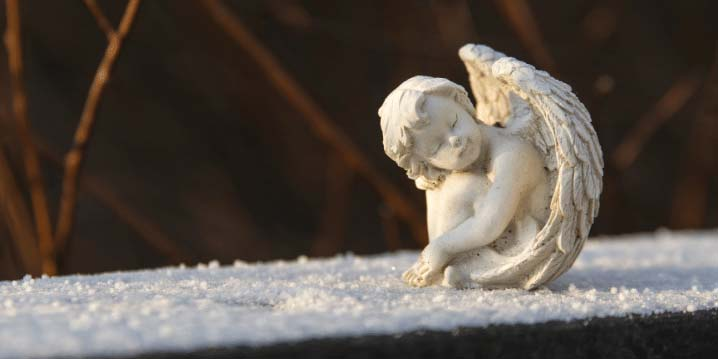 statues anges
