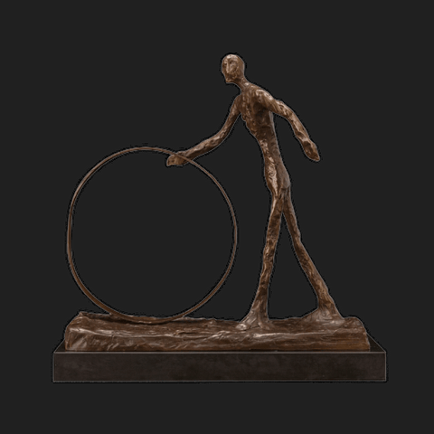 Sculpture Giacometti Reproduction
