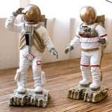 Sculpture Moderne <br/> Astronaute Apollo