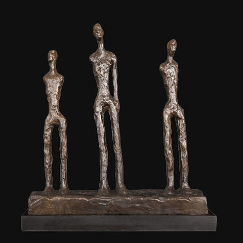Statue Giacometti Reproduction