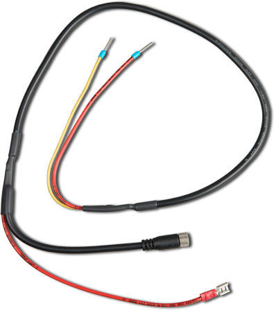 VE. BUS TO BMS 12-200 ALTERNATOR CONTROL CABLE