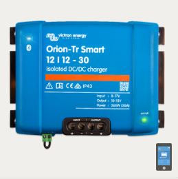 ORION- TR SMART DC-DC CHARGER NON ISOLATED