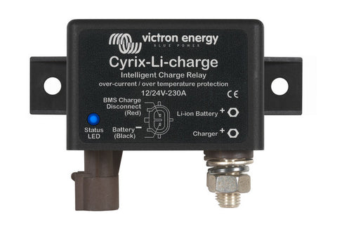 Victron Cyrix-ct Split Charge Relay - 230A - 12/24V