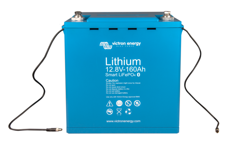 Victron Lithium Ion Battery - 160ah Smart