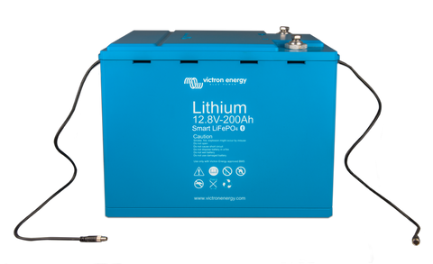 Victron Lithium Ion Battery - 200ah Smart
