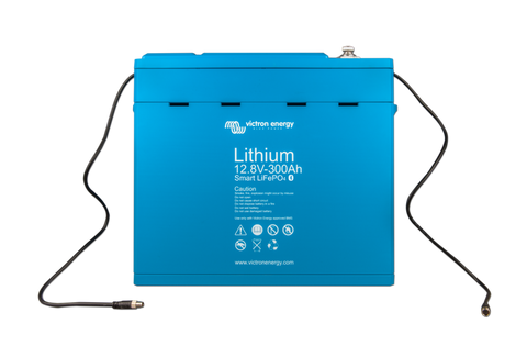 Victron Lithium Ion Battery - 300ah Smart