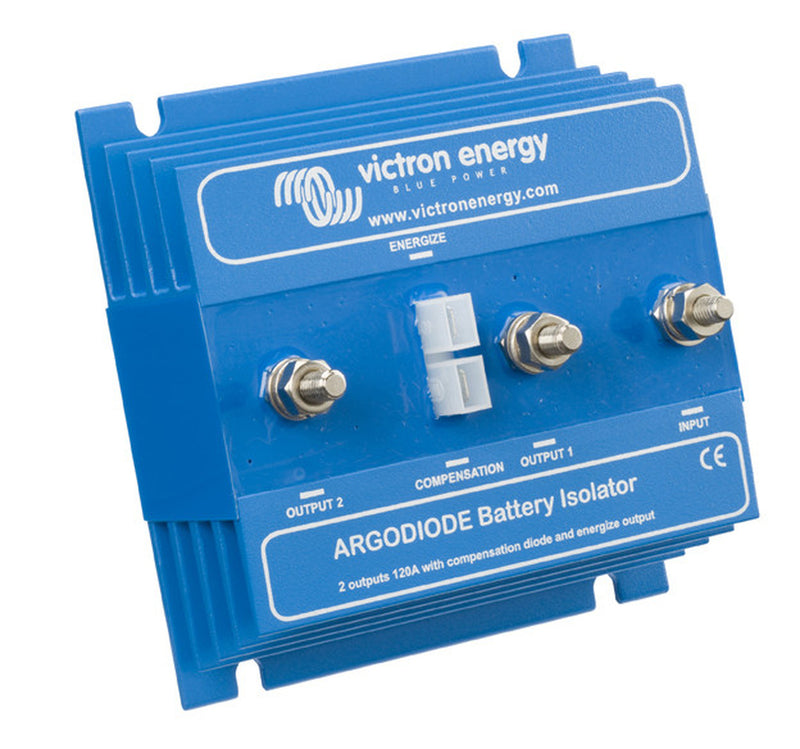 Victron Argo Battery Isolating Diode Splitter - 120A - 2 Outputs