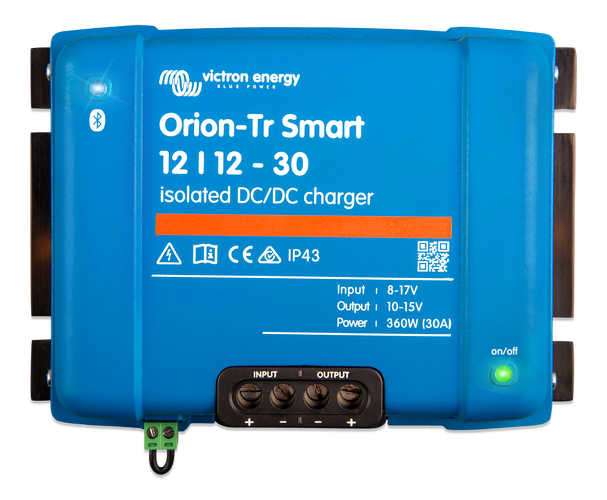 Orion-Tr Smart 12/12-18A (220W) Isolated DC-DC charger