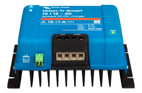 Orion-Tr Smart 30A (360W) Isolated DC-DC charger