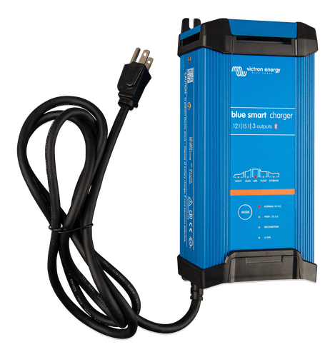 Blue Smart IP22 Charger 24/16 (1 or 3 Output) 120V