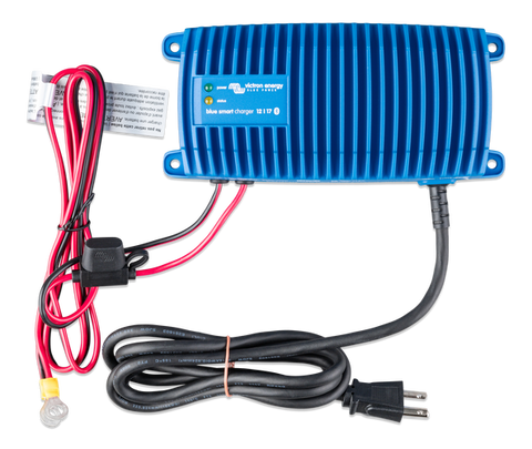 Blue Smart IP67 Charger 24/12(1) 120V NEMA 5-15