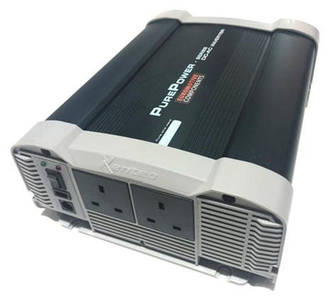 Pure Power 2000 Watt Inverter Pure Sinewave