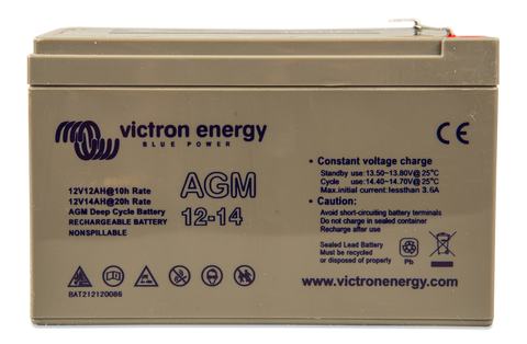 12V/14Ah AGM Deep Cycle Battery