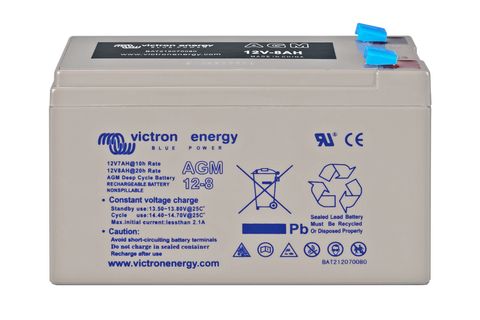12V/8Ah AGM Deep Cycle Battery