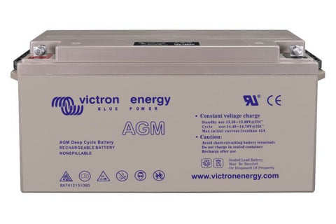 6V/240Ah AGM Deep Cycle Battery