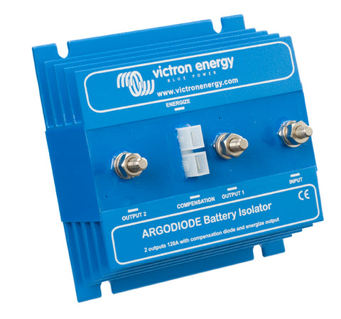 Victron Argo Battery Isolating Diode Splitter - 80A - 2 Outputs