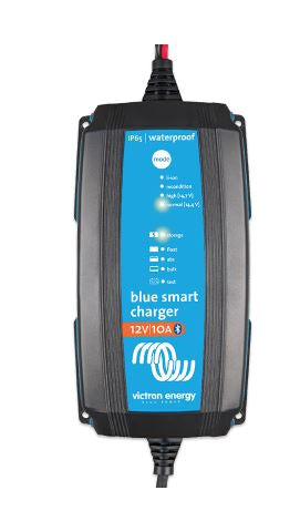 Blue Smart IP65 Charger 24/8(1) 120V NEMA 1-15P