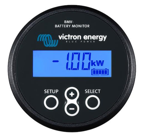 Battery Monitor BMV-712 Smart Black