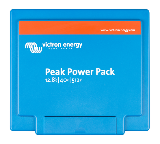 Victron Peak Power Pack 12,8V/40Ah 512Wh