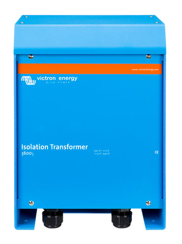 Isolation Transformer  3600W  Automatic  115/230V