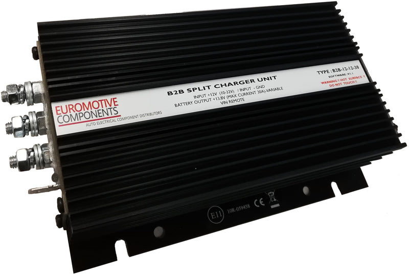 Euromotive B2B Charger 24V to 12V