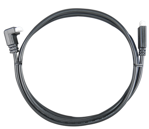 VE. DIRECT CABLE (ONE SIDE RIGHT ANGLE)