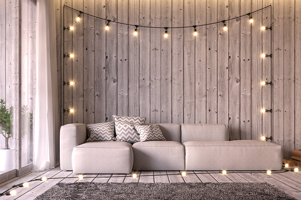 cottagecore aesthetic tip 4: twinkle lights