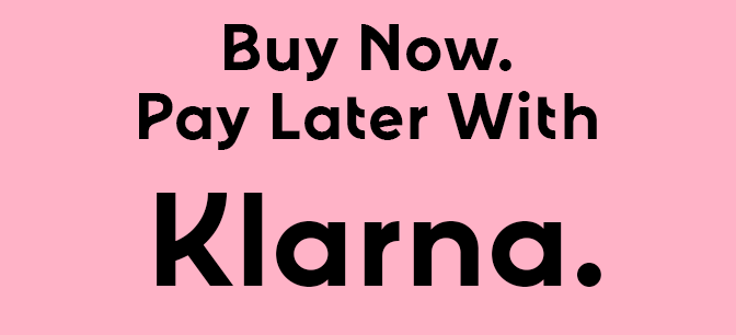 Slay now, Pay later with Klarna!