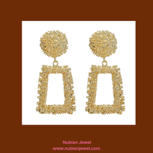 Load image into Gallery viewer, Sasha clip on Earrings