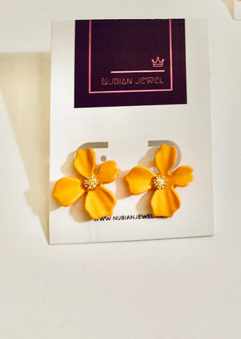 'Raya' earrings