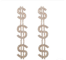Load image into Gallery viewer, 'Money magnet' earrings