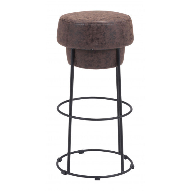 Equestrian Bar Stool