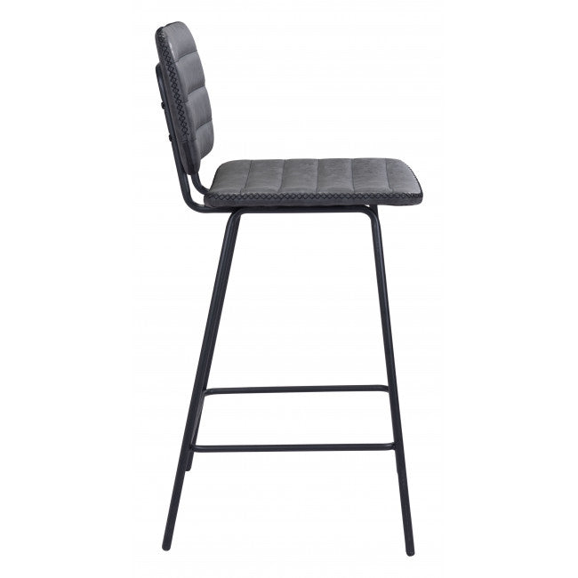 Boschi Counter Chair Vintage Black