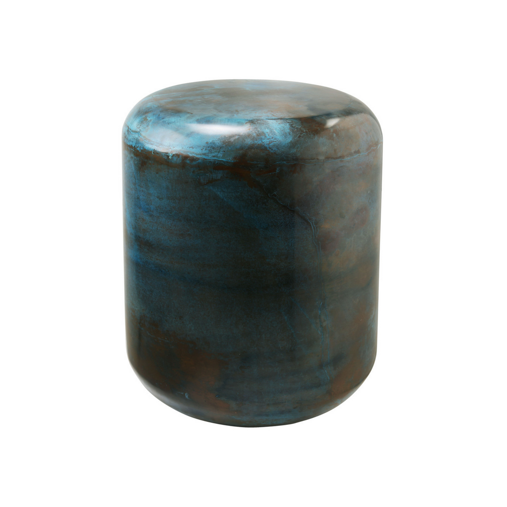 Azul Steel Side Table