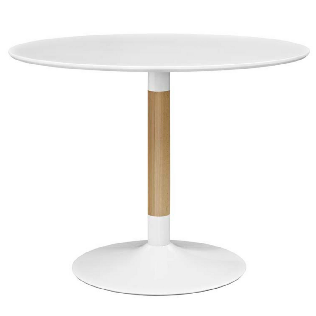 Solo Round Dining Table