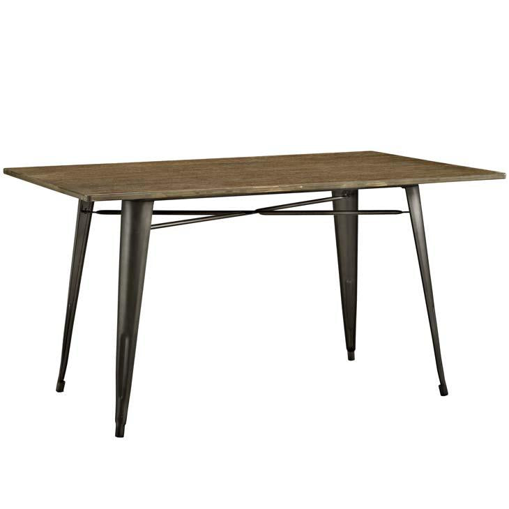 Arrow Rectangle Dining Table