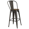 Urban Farmhouse Bar Chair