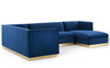 Raelie 3 Piece Sectional