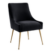 Beatrice Velvet Side Chair