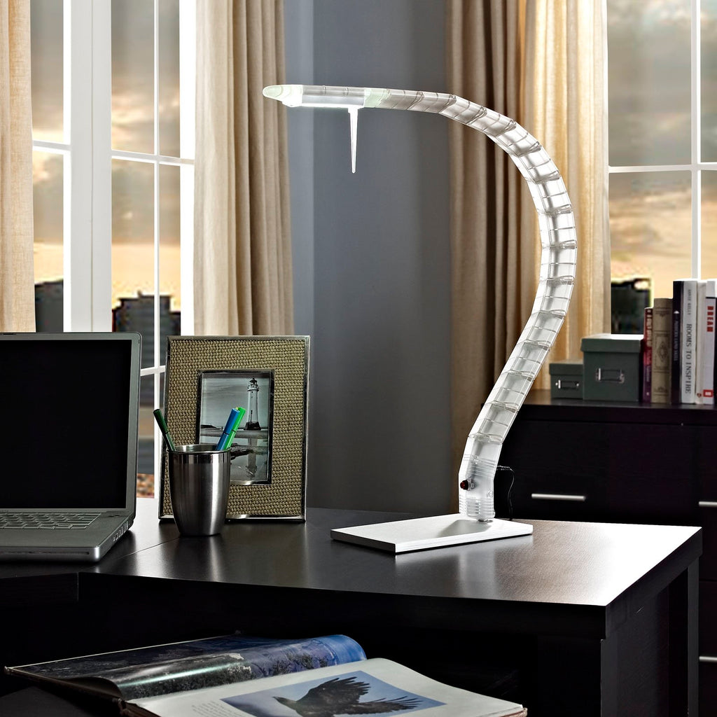 Serpent Table Lamp