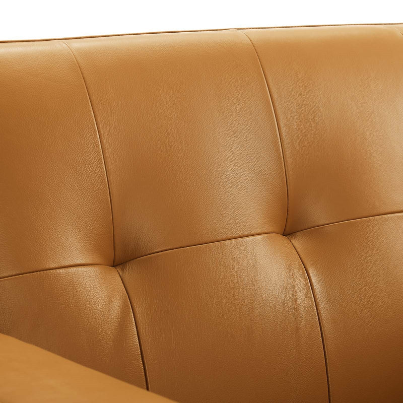 San Jose Leather Arm Chair