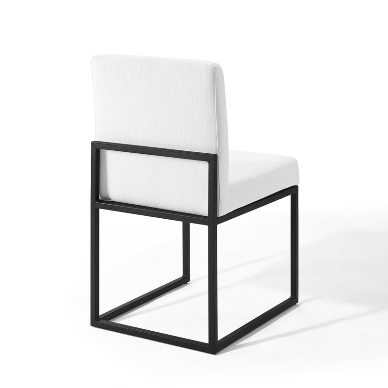 Carmello Chair Black Base