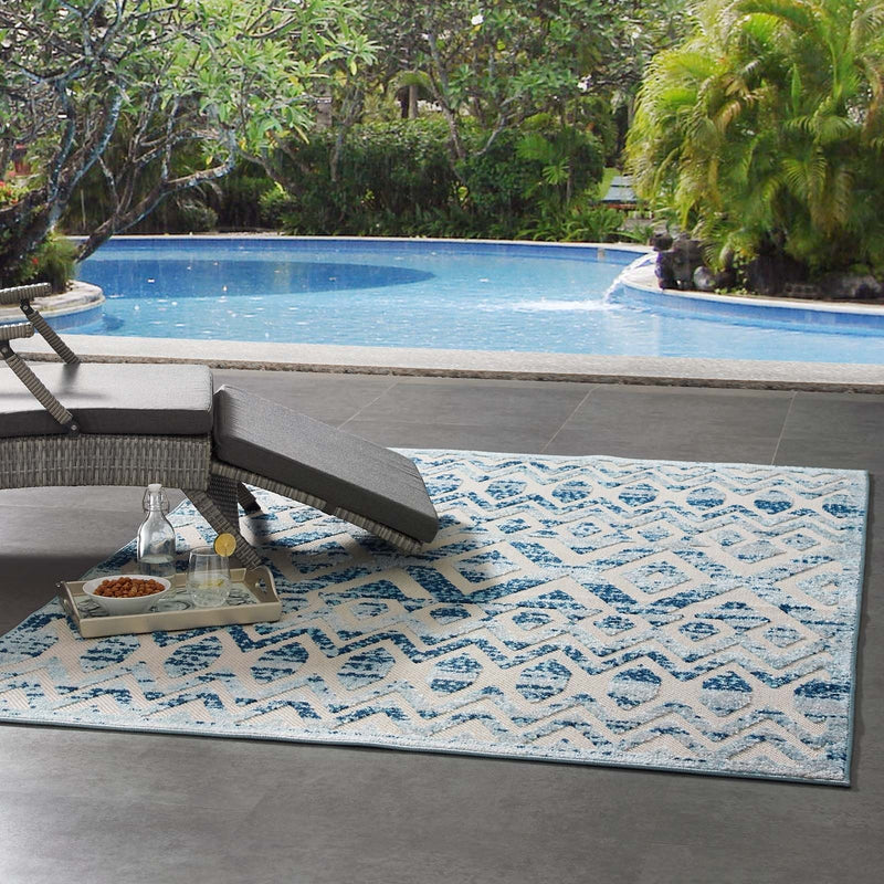 Zowie Outdoor Rug