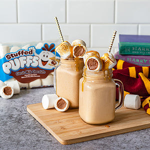Harry Potter's Butterbeer Shake