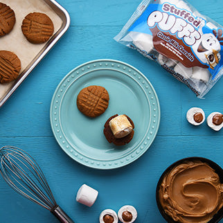 Peanut Butter Cookie S'more