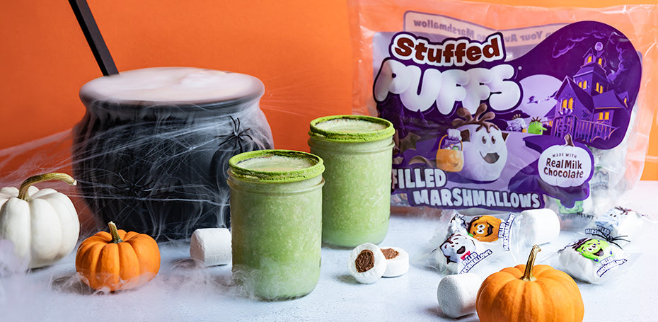 Stuffed Puffs® Halloween Witches Brew